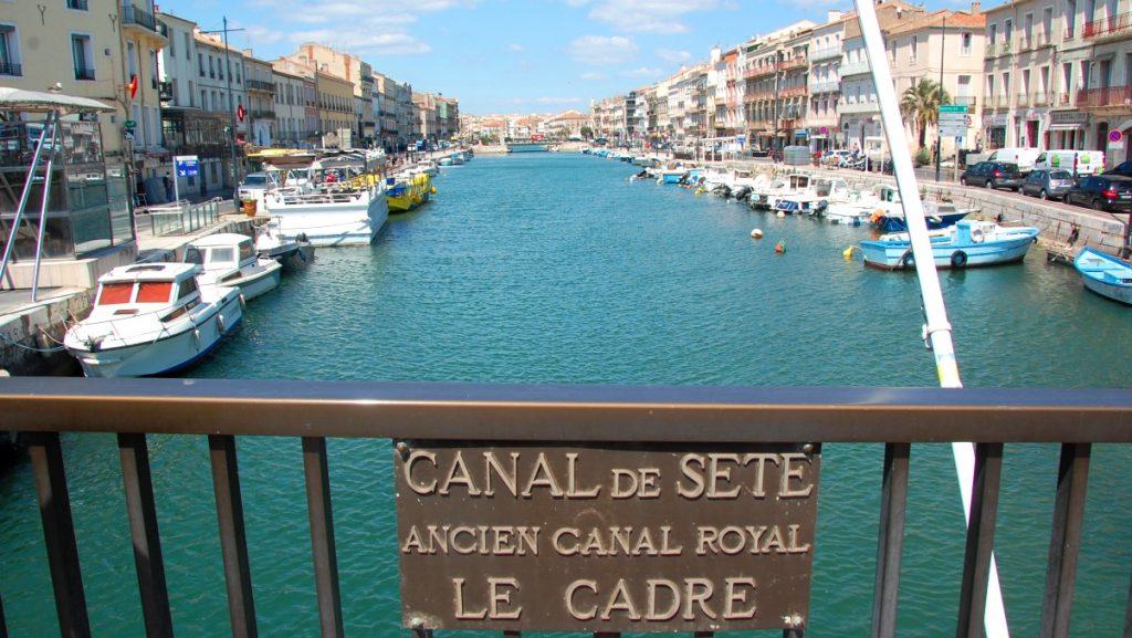 Platser i Frankrike - Sète