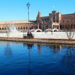 Parken Maria Luisa i Sevilla