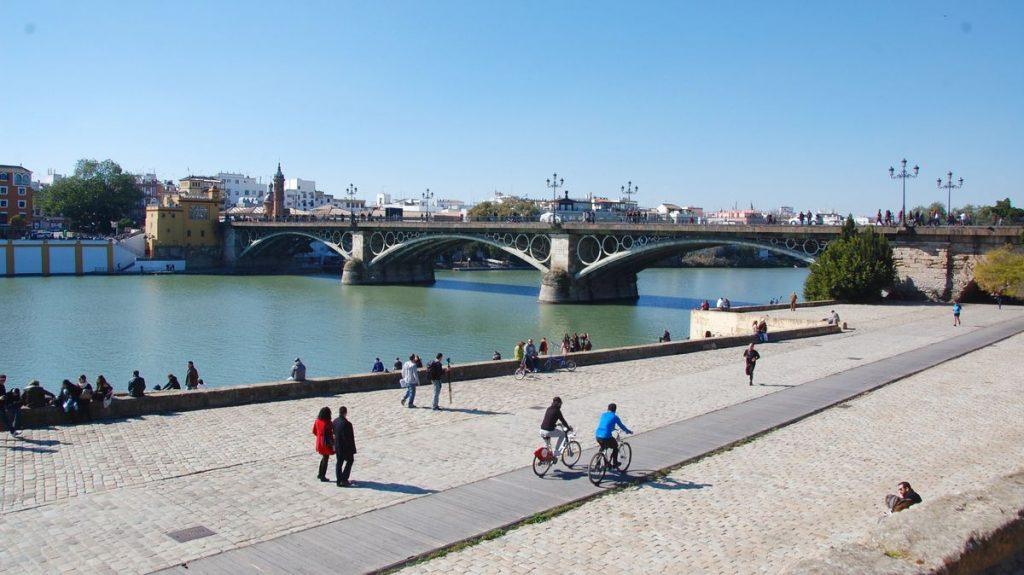 Sevilla Spanien
