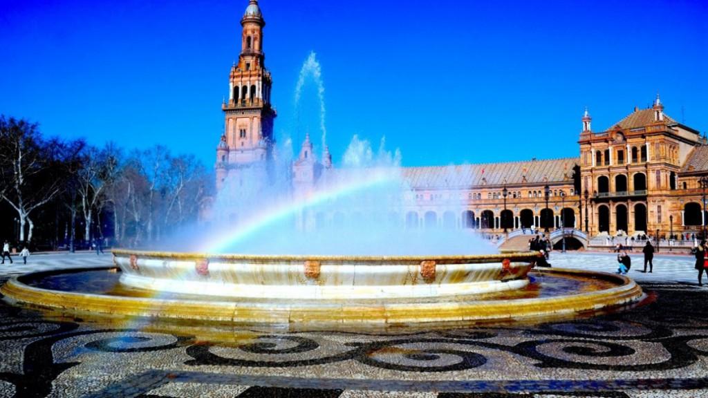 Sevilla, Spanien
