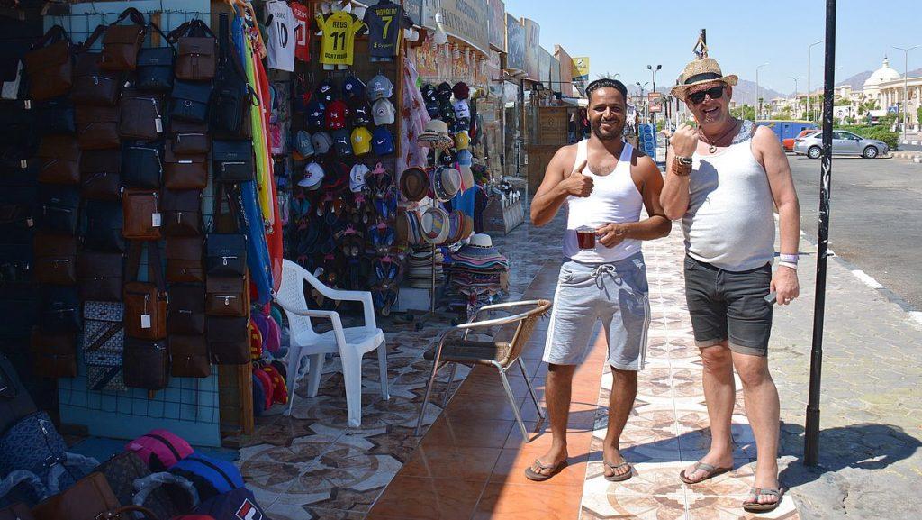 Försäljare i Sharm el Sheikh