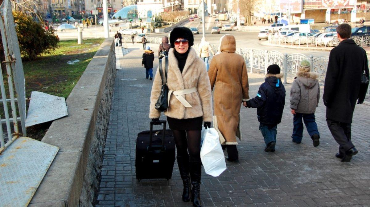 Shopping Kiev