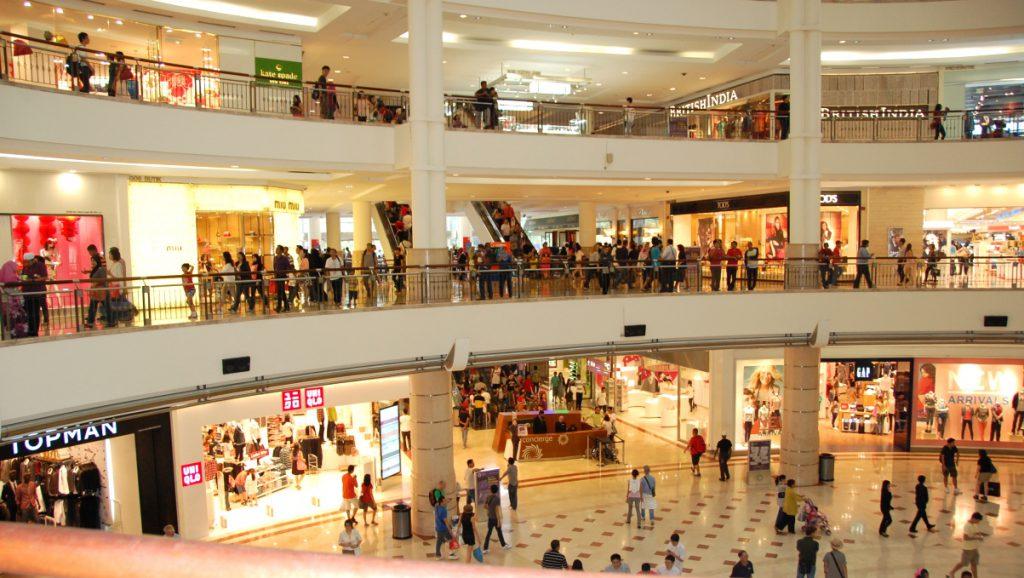Shopping Kuala Lumpur