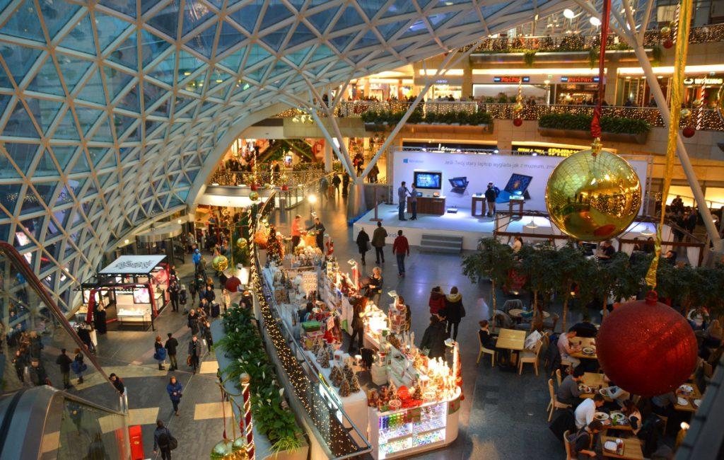 Shopping Warszawa