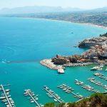 Att anlända till Sicilien