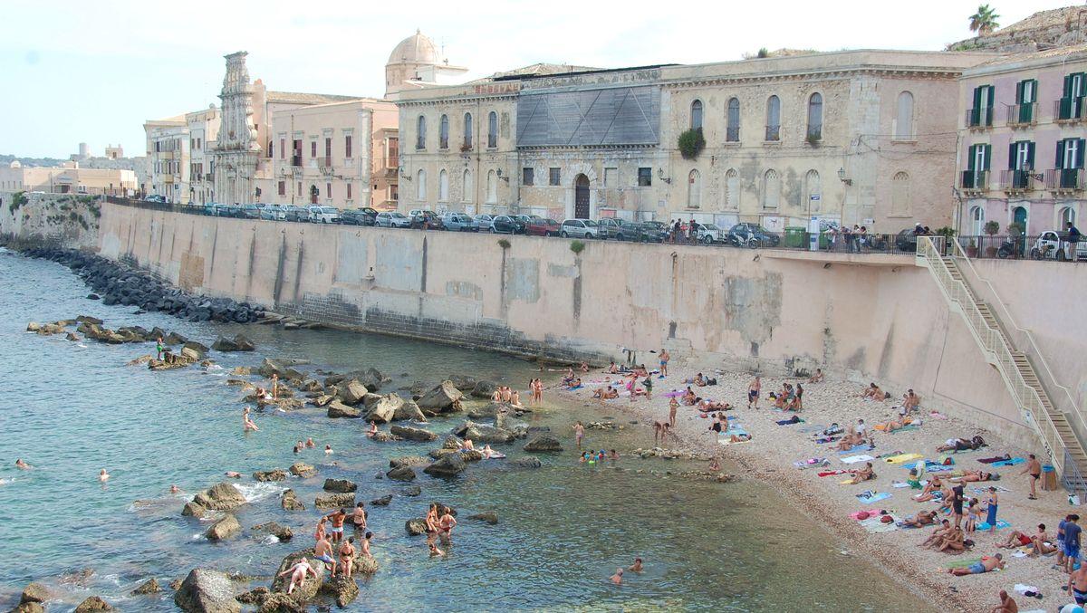 Sicilien Syrakusa
