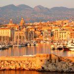 Färja Sardinien – Sicilien och bar himmel