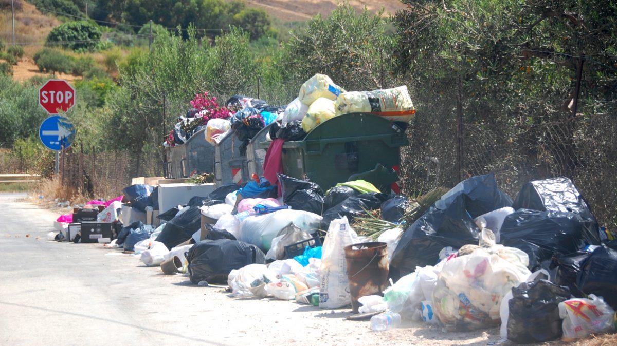 Siciliens baksida
