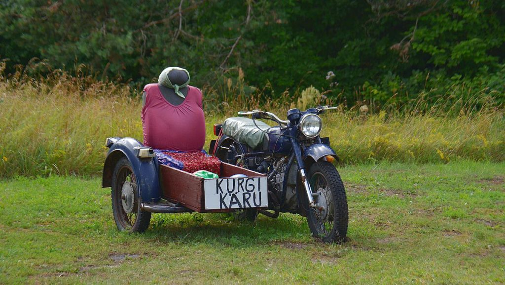 Motorcykel med sidovagn