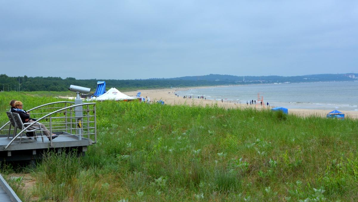 Härlig semester i Swinoujscie i Polen