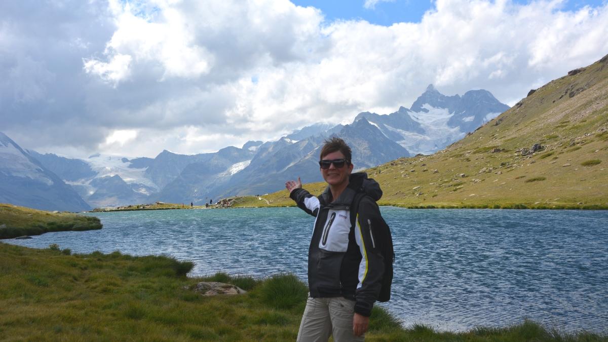 Sjö Zermatt