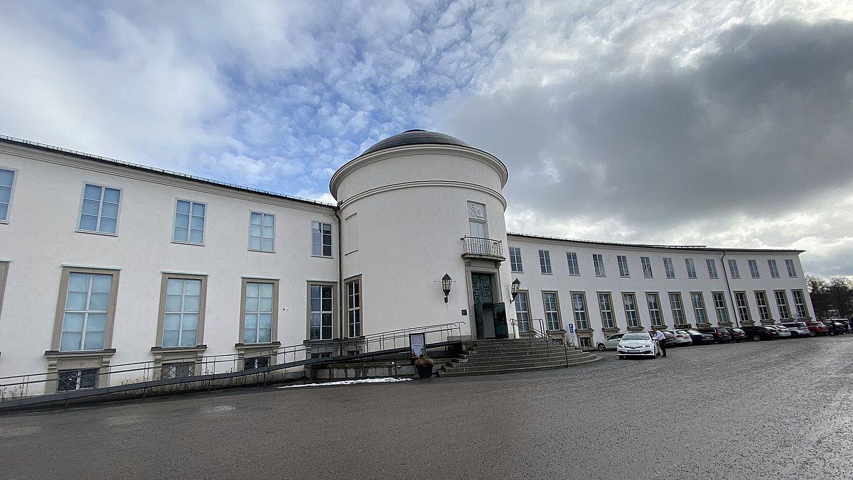 Sjöhistoriska museet i Stockholm