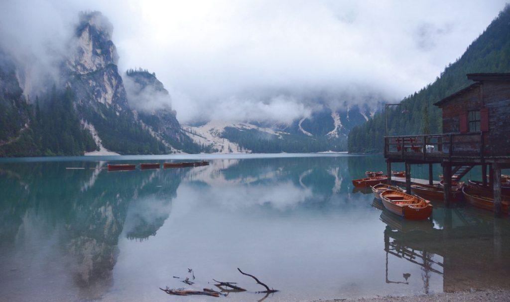Sjön Braies