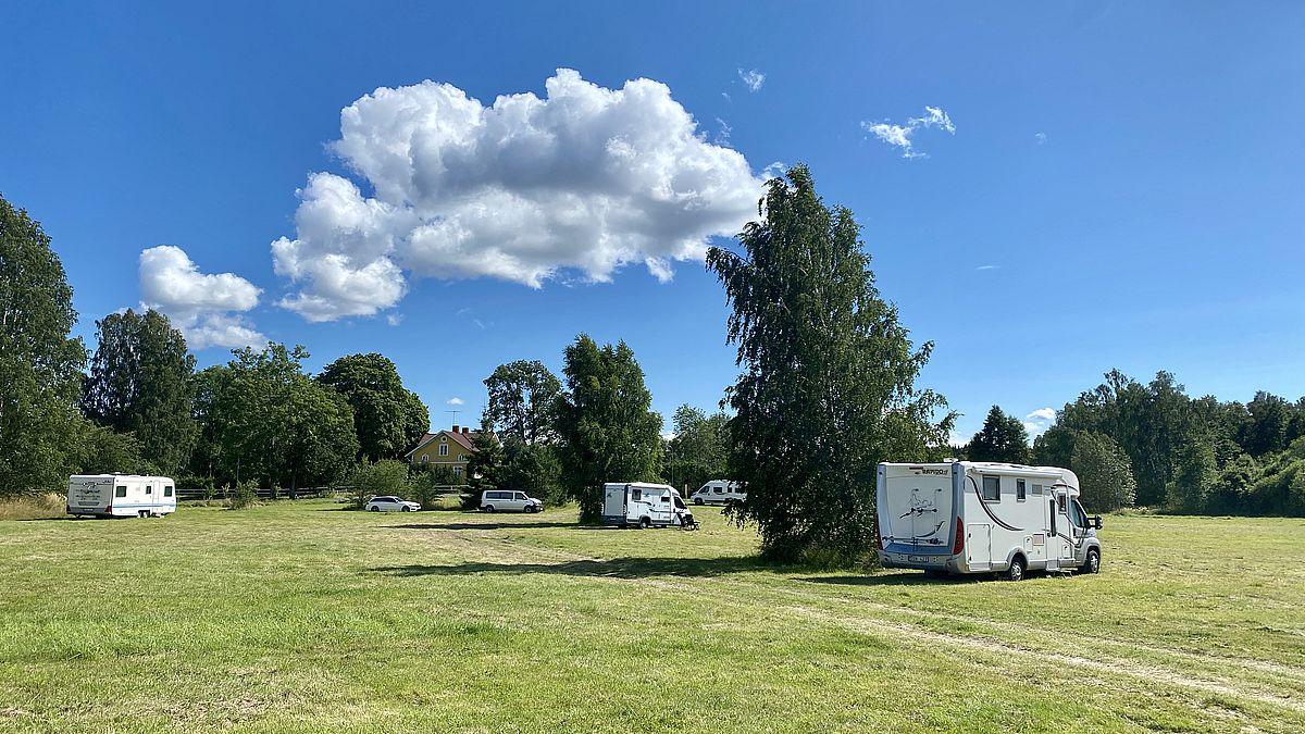 Camping i Sjötorp