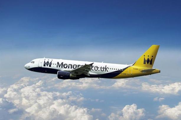 Monarch flyg