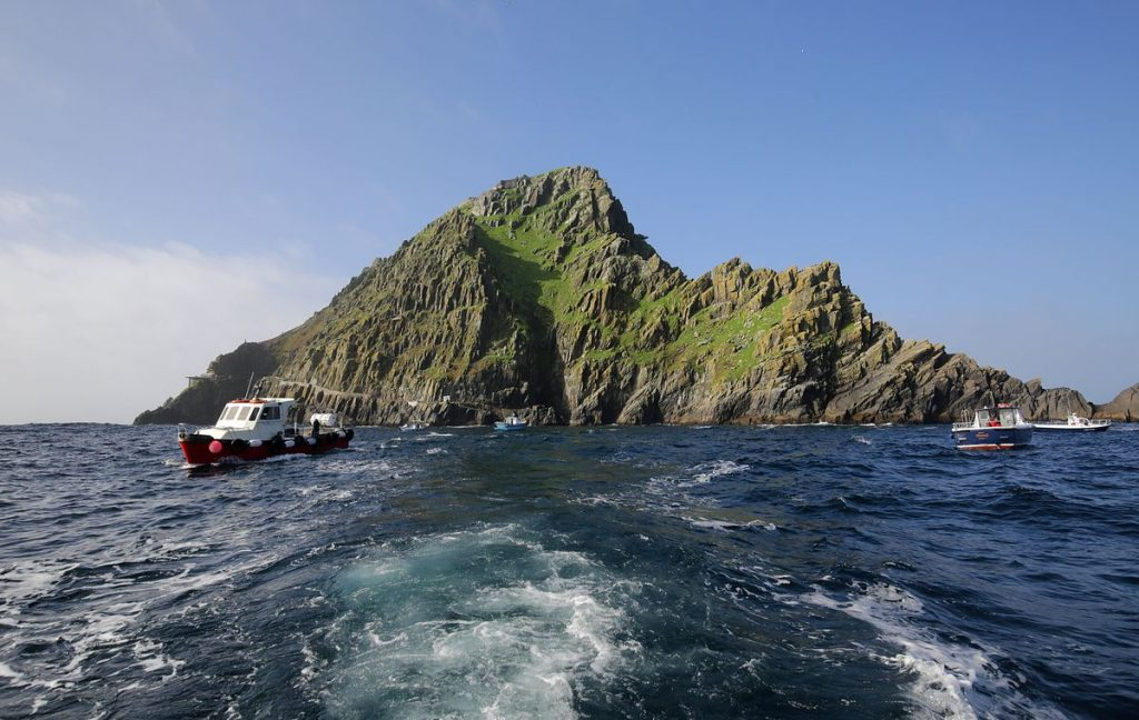 Great Skellig, Irland