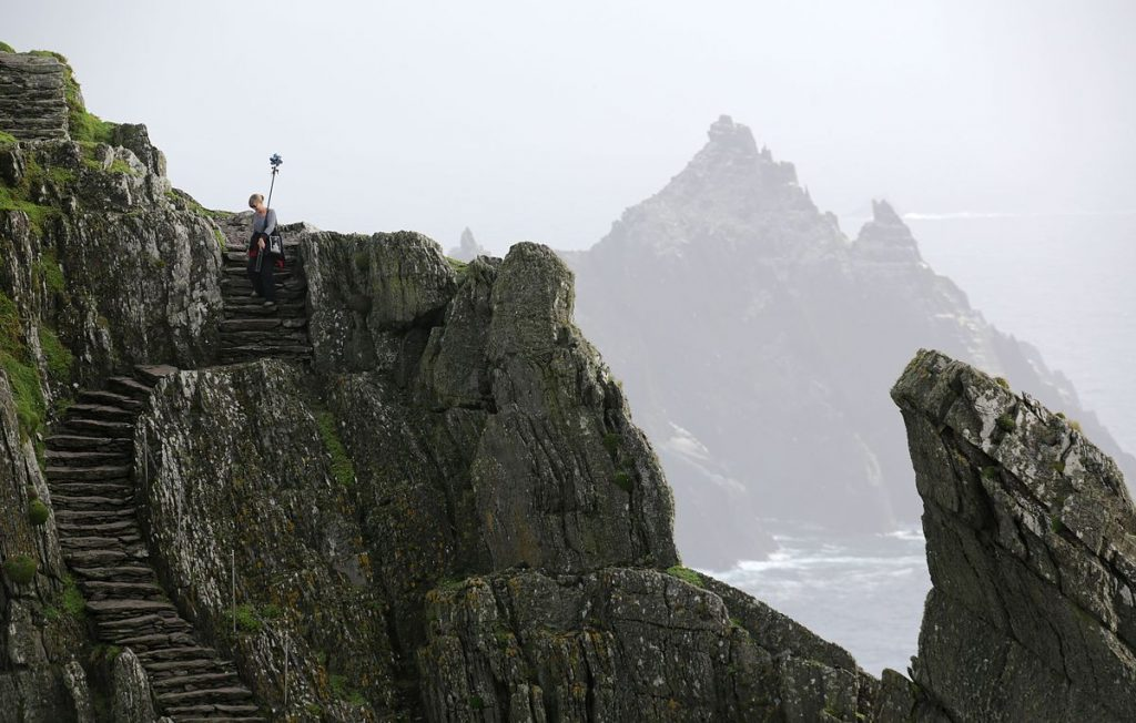 Kerry, Skellig Michael