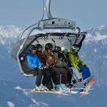 Planera skidresan i solstolen