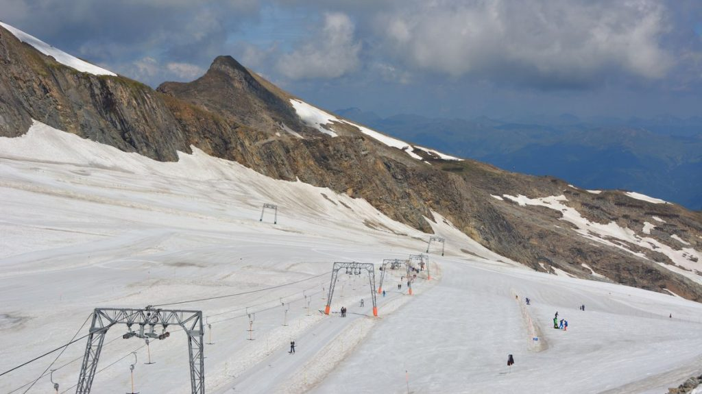 Skidor sommar