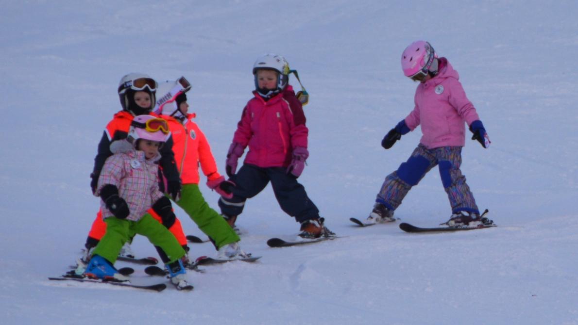 Åka på skidresa i Österrike