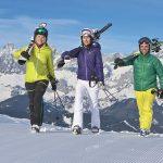 Åka skidor i Österrike – 8 skidorter att längta efter