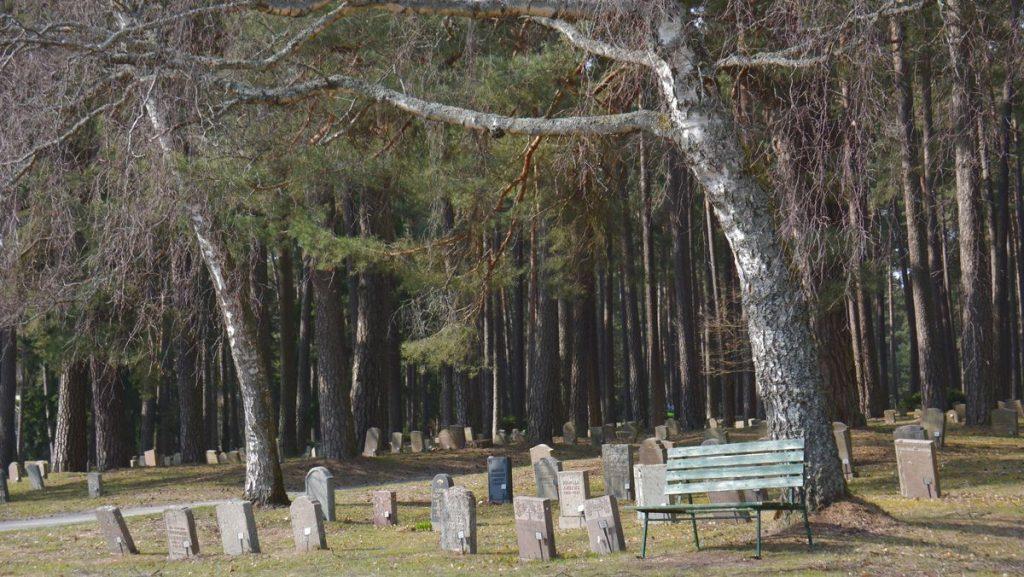 Skogskyrkogården i Stockholm