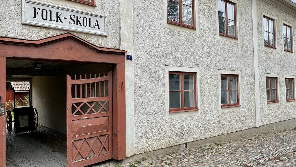 Gamla Linköping - skola