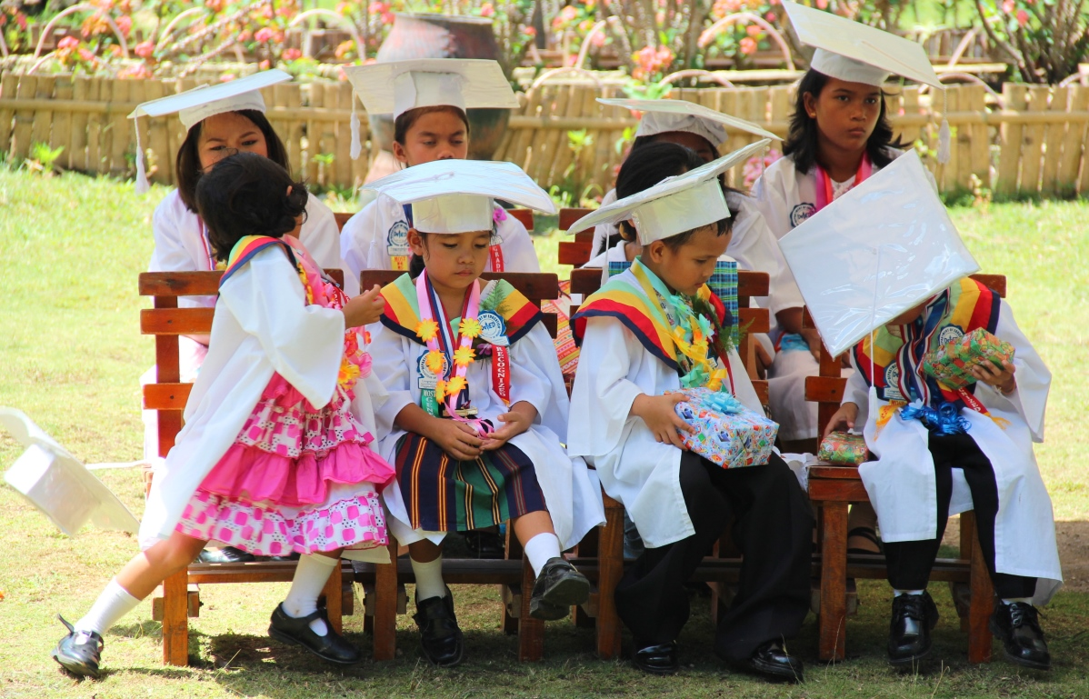 Skola Filippinerna