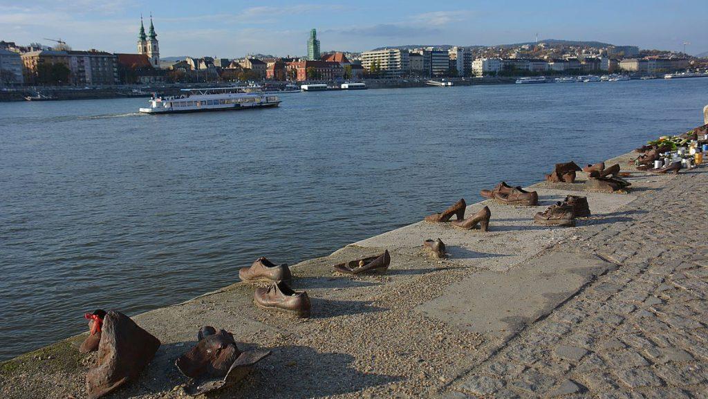 Skorna i Budapest