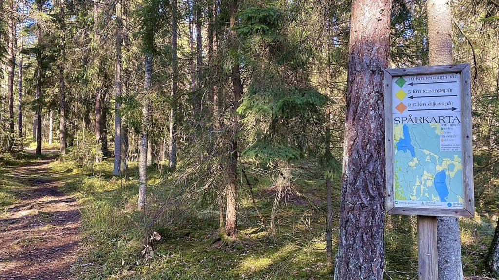Järvafältets naturreservat, Norra Järvafältet