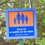 Ön Île du Levant i Frankrike – Europas enda naturistö