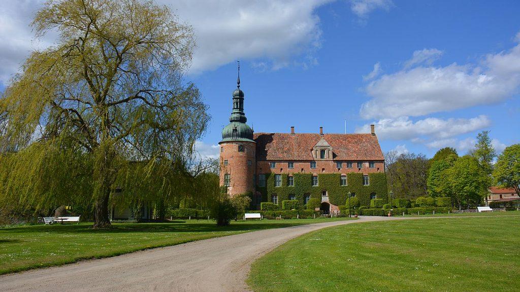 Slott i Kristianstad i Skåne