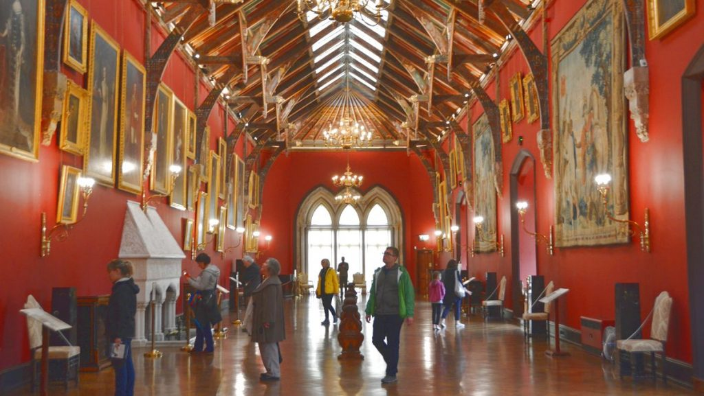 Slott Kilkenny