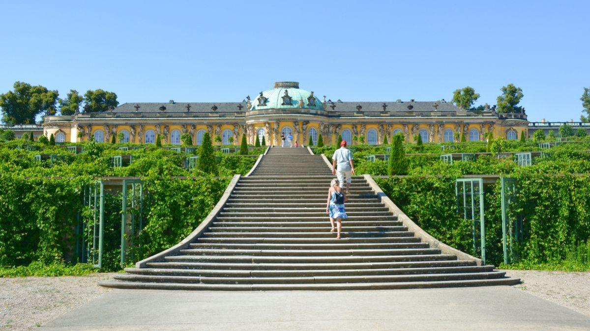 Slott Potsdam