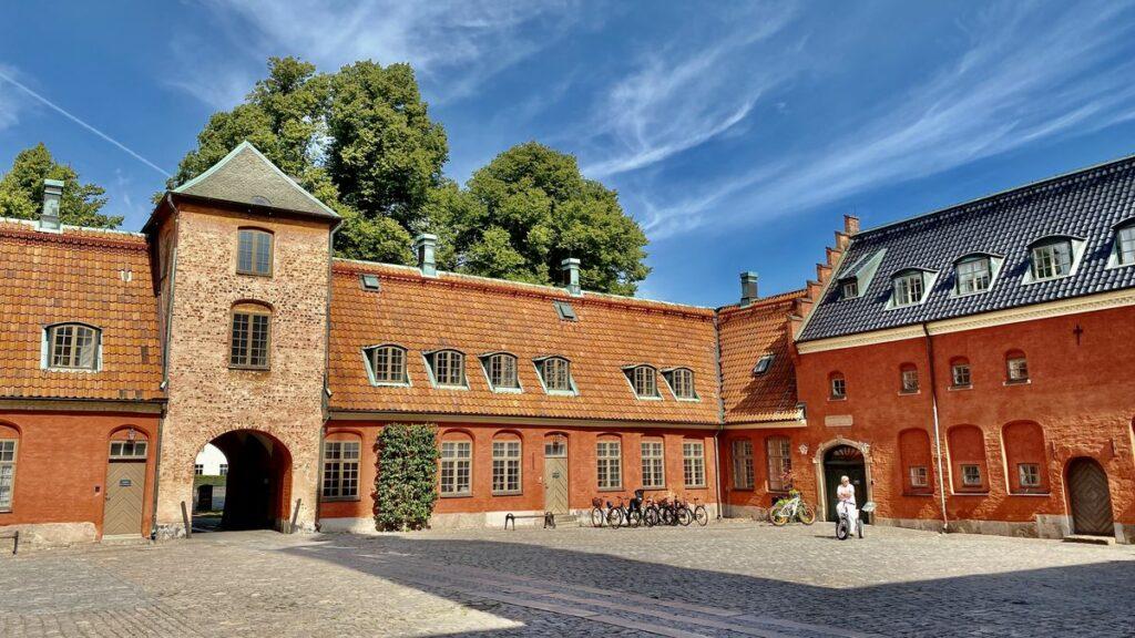 Göra i Halmstad - slottet