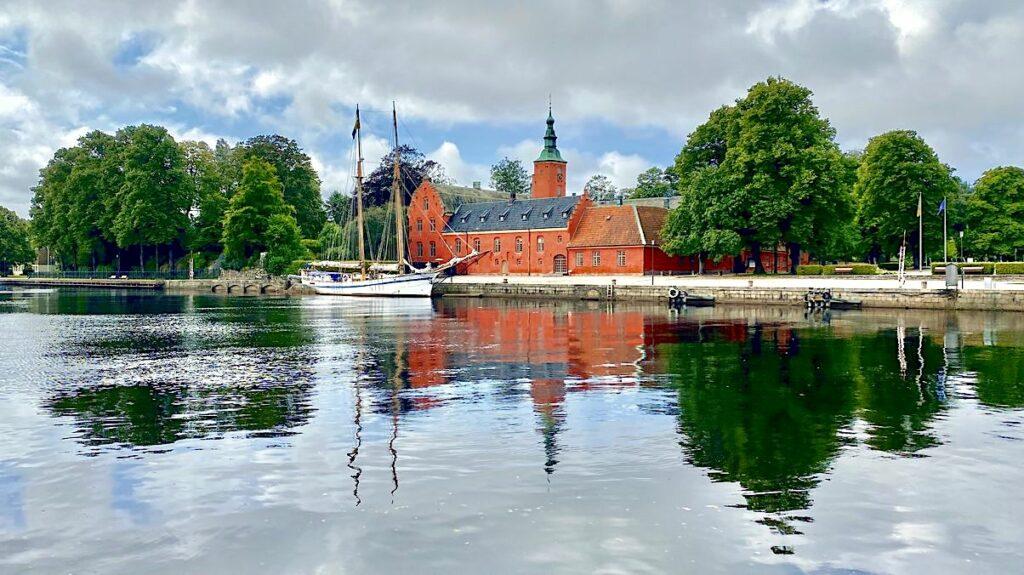 Göra i Halland - vackra Halmstad
