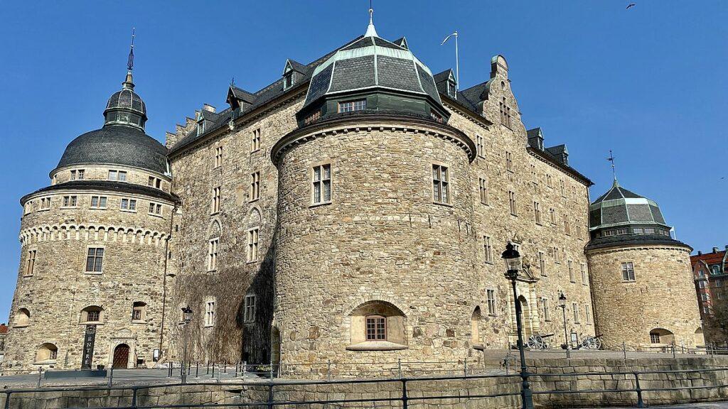 Göra i Örebro - besöka slottet