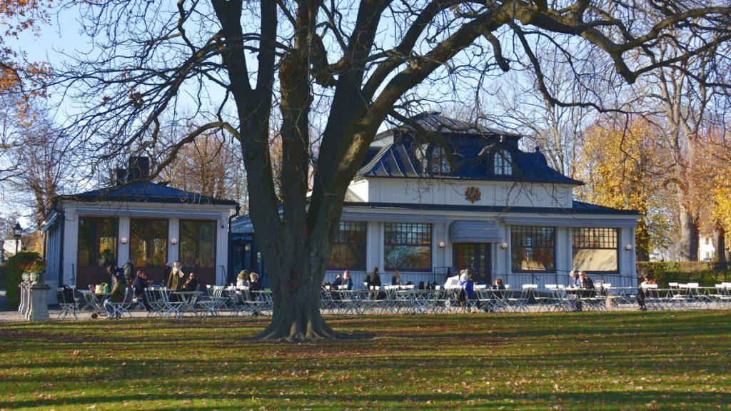 Slottscafé Drottningholm