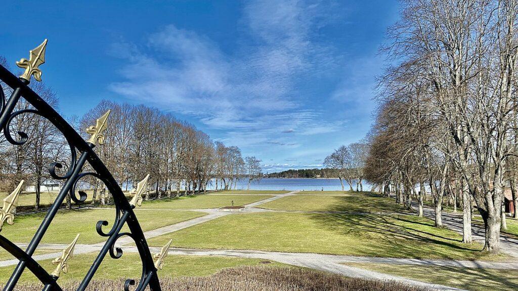 Sundbyholms slott och slottspark