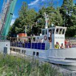 Bengtsfors i Dalsland – natur och kanalbåtar