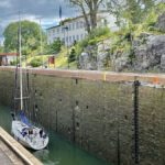Trollhätte kanal med husbil – en resa längs Göta älv
