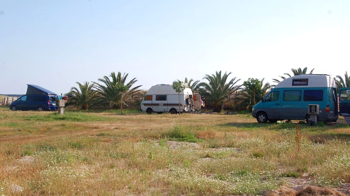 Små husbilar Korsika