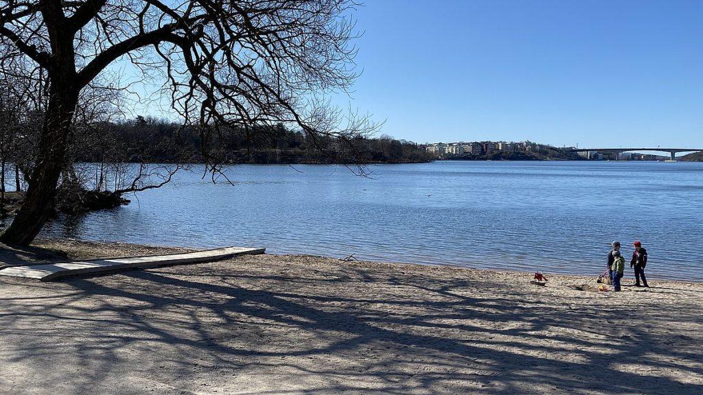 Parker på Kungsholmen - Smedsuddsbadet