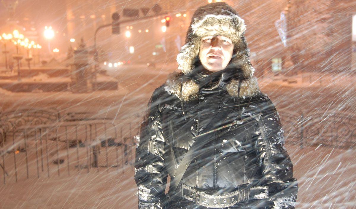 Snö Kiev