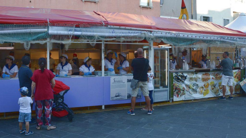 Snabbmat Italien