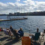 Promenad från Pampas marina till Sundbyberg