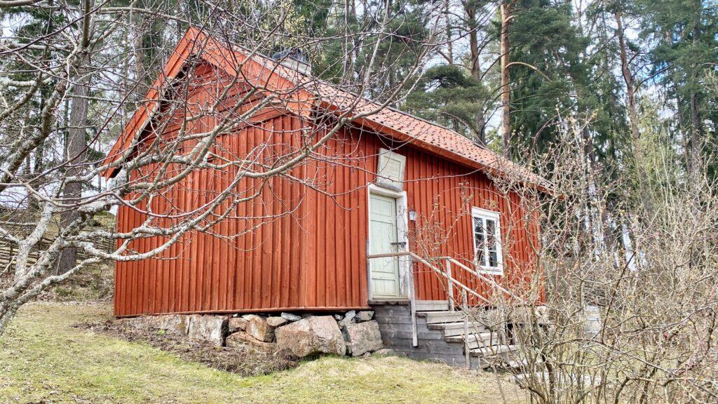 soldattorp på Vallby friluftsmuseum