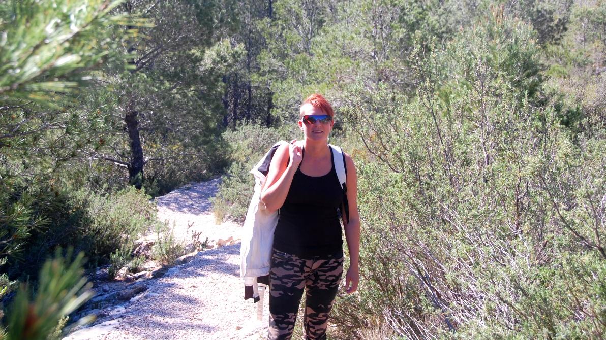 Vandring i Spanien