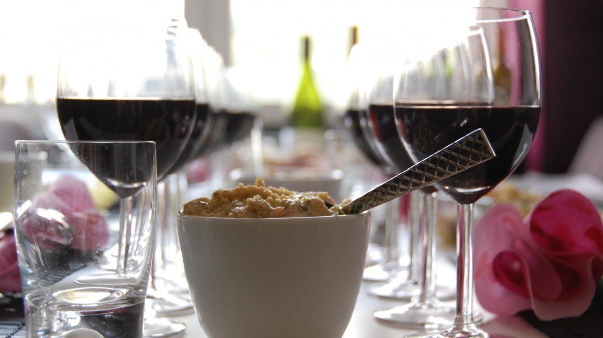 Spansk vinprovning