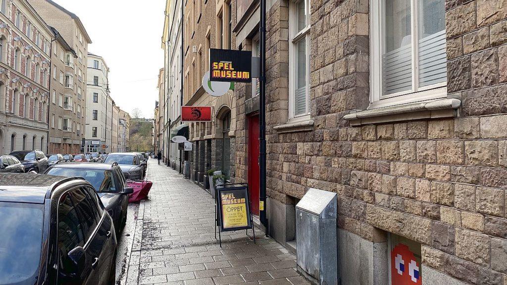 Stockholms spelmuseum